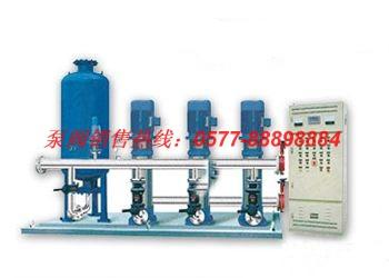 生活气压无塔成套给水设备