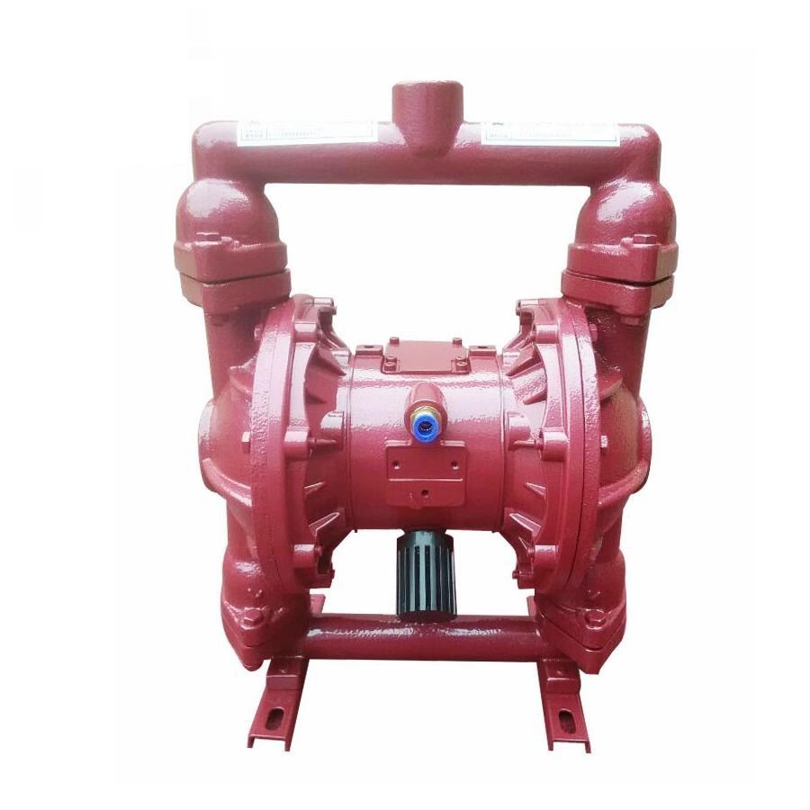 QBY系列气动铸铁隔膜泵