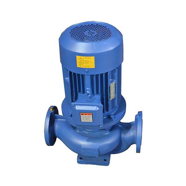 IRG型立式单级热水管道循环泵