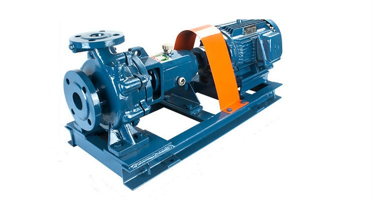 ISWHR型卧式不锈钢热水管道增压泵