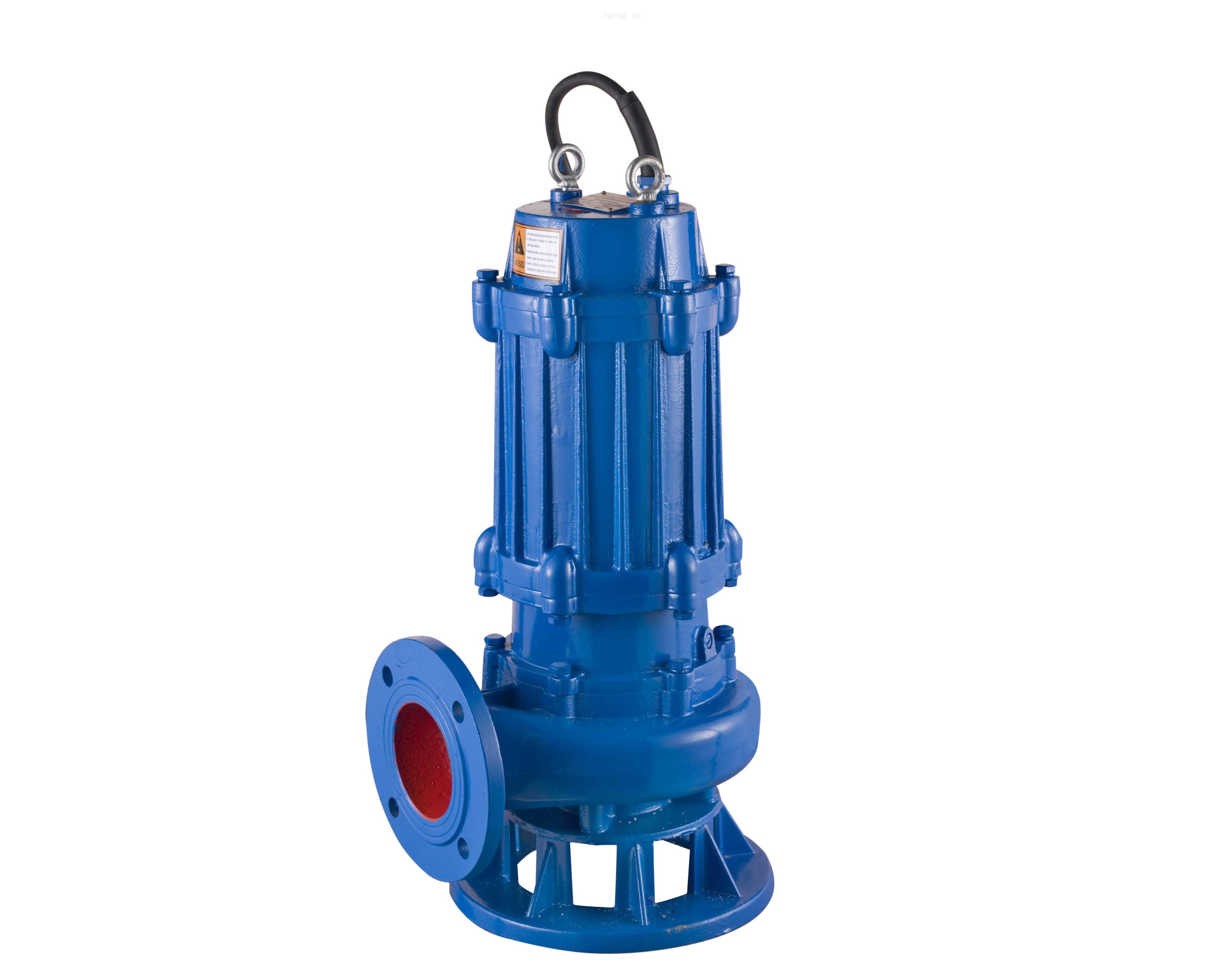 WQ型潜水无堵塞排污泵