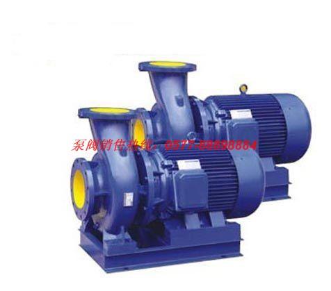 ISWD型卧式单级低转速增压泵