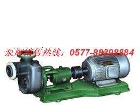 ZXB氟塑料合金自吸泵